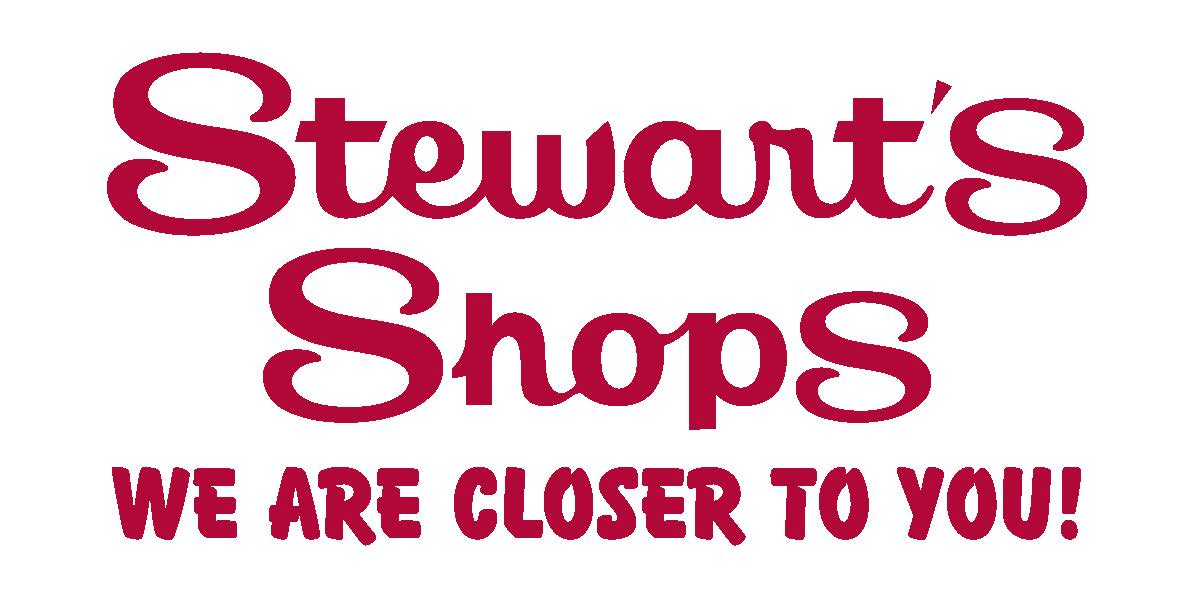 Stewart's Shop with type-RED